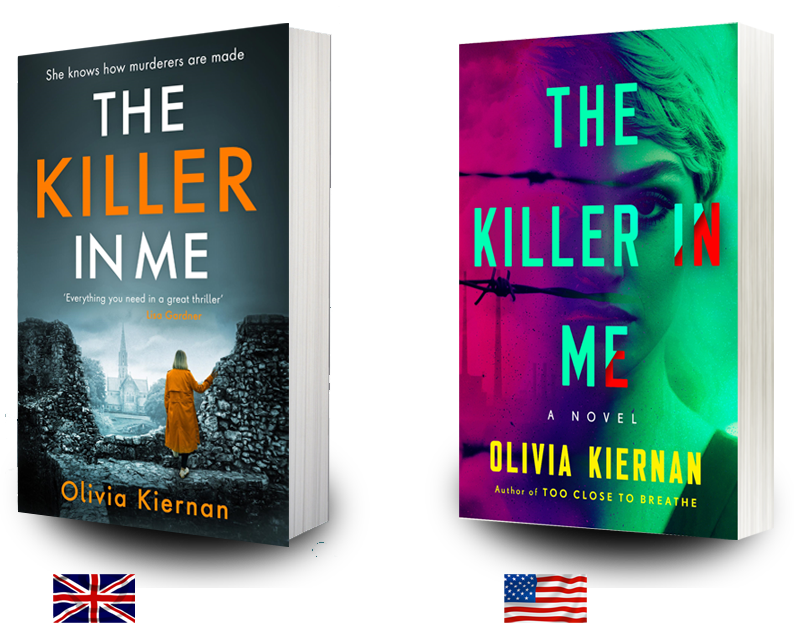 The Killer in Me - Olivia Kiernan