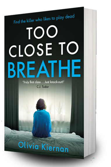Olivia Kiernan - Too Close to Breathe